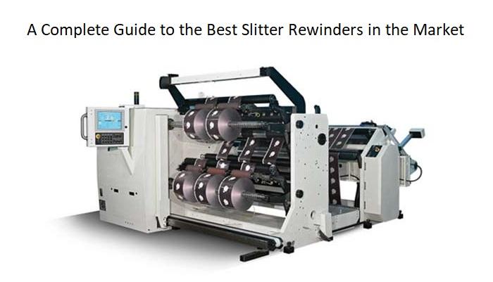 Slitter Rewinders