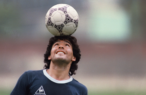 Diego Maradona, One of Soccer's Greatest Players, Is Dead at 60 - The New  York Times