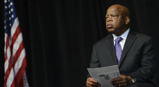 Gov. Northam orders state flags to be lowered in honor of U.S.  Representative John R. Lewis